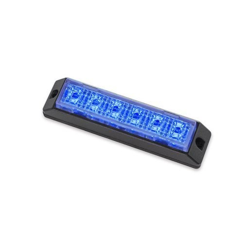 Body Mount Light Head 6 LED blue color LH61SS-B-3W