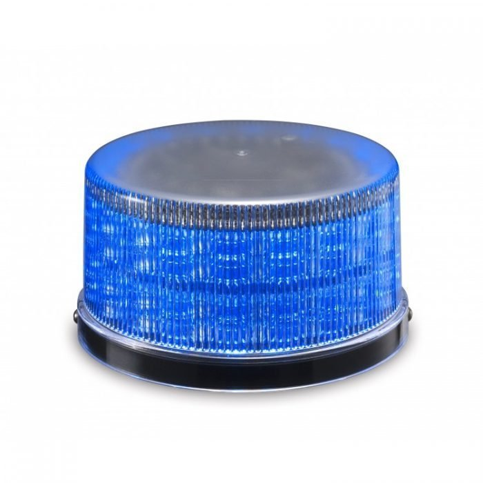 Beacon Strobe Warning Light BCDC-B Blue Color