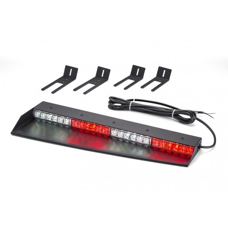 Dash Light DL64S-RWRW-3W-DR-V2 red and white active