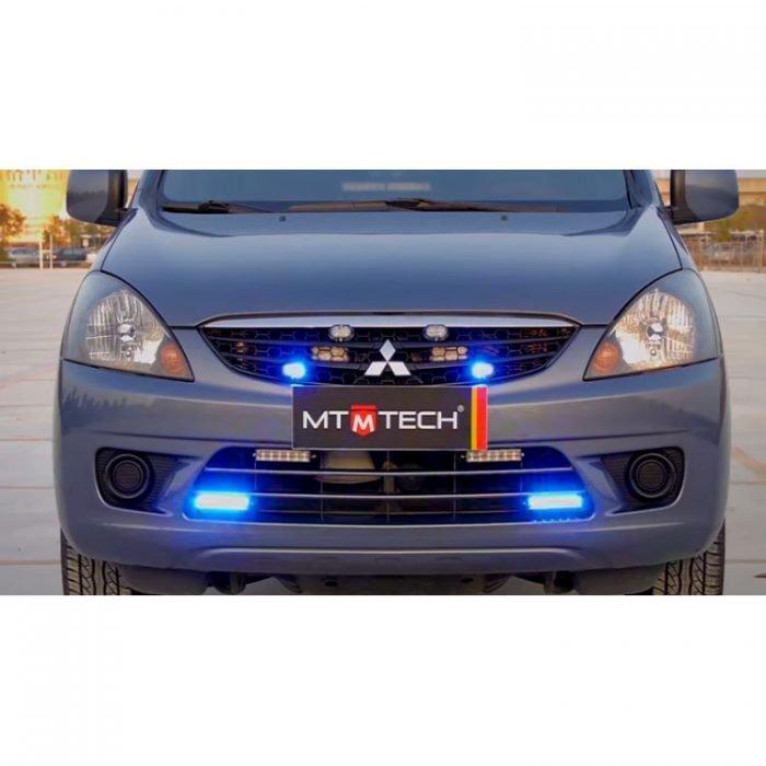 Hide Away Light HA82-H-A-BPLP-E9 on car
