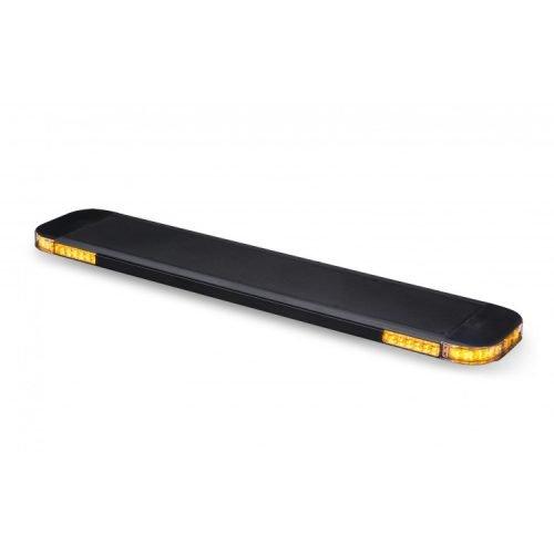 Light Bar LBDC126-10-BPLP-E9 amber color active
