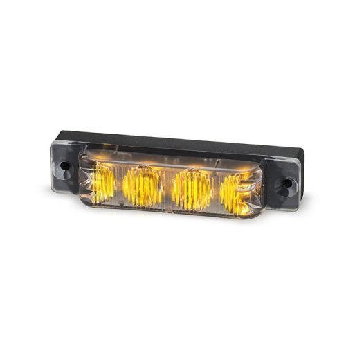 Body Mount Light Head 3W LED Amber color SA41-A