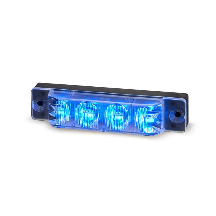 Body Mount Light Head 3W LED Blue color SA41-B