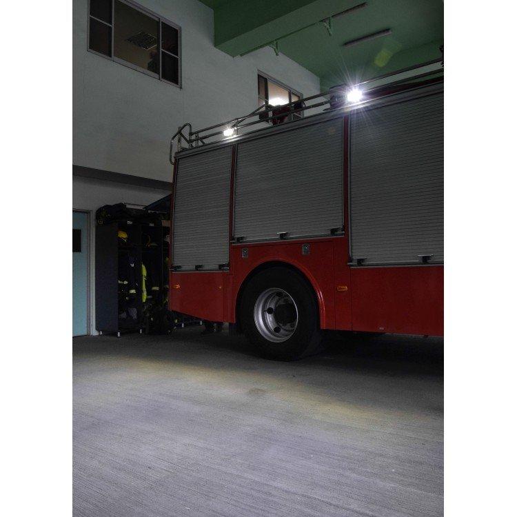Scene Light SL12 install on firetruck