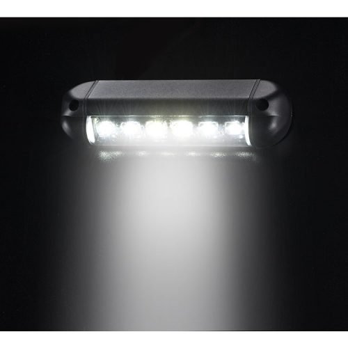 Scene Light 6 LED on wall active SL61-BK-W-V2