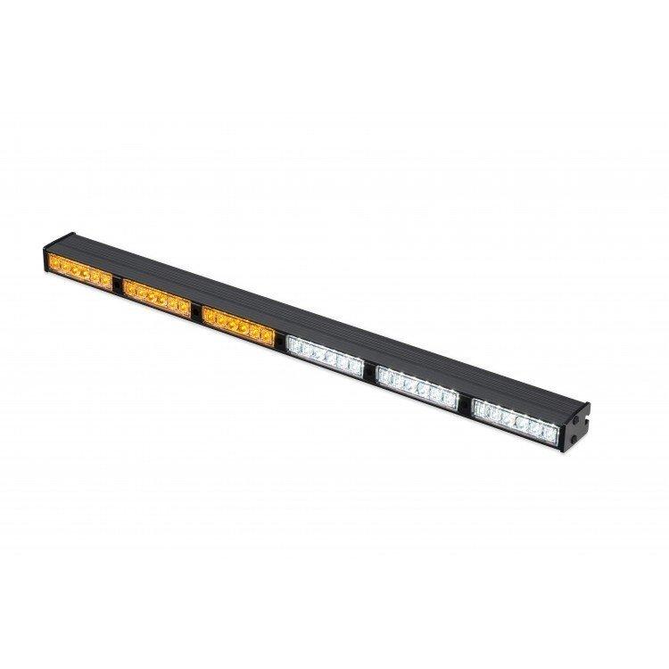Traffic Warning Light TWS66S-AW-V2 amber+white color
