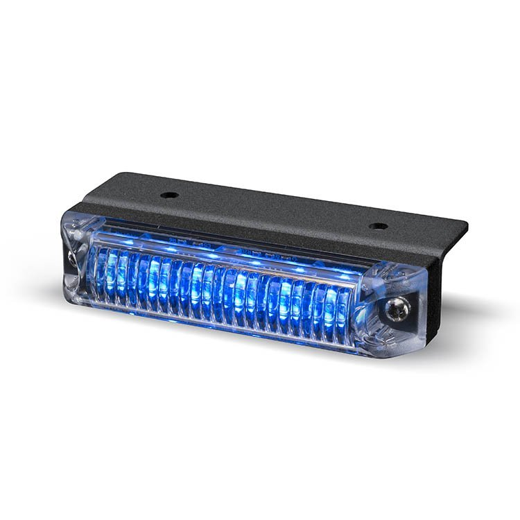 Body Mount Light Head 6 LED Blue Color ULH61-B-SAE
