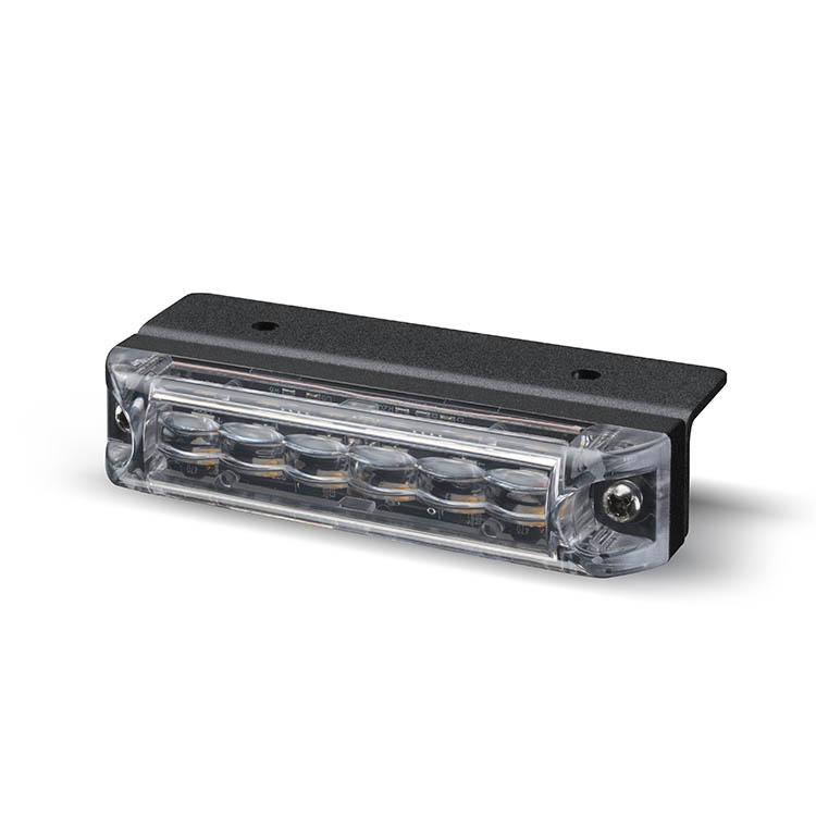 Body Mount Light Head 6 LED Inactive ULH61-W-E9