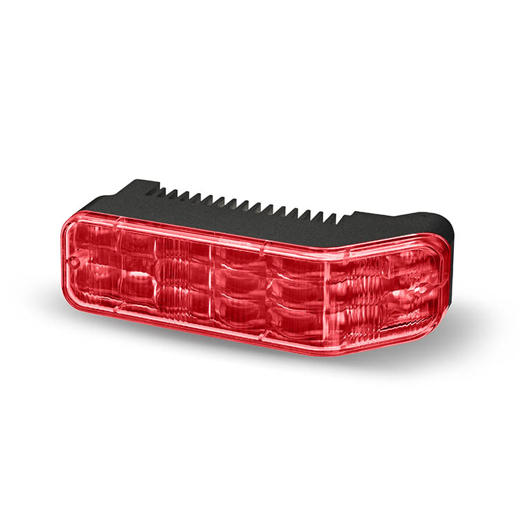 Body Mount Light Head 18 LED Red Color WLH18-RR-E9