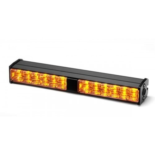 Warning Light WLS122-A-E9 amber color active