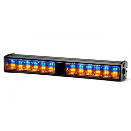 Warning Light WLS122-BPLP-E9 blue and amber color