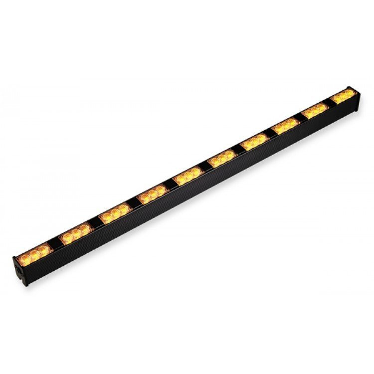 Traffic Warning Light TWLS310-A-3W amber color active