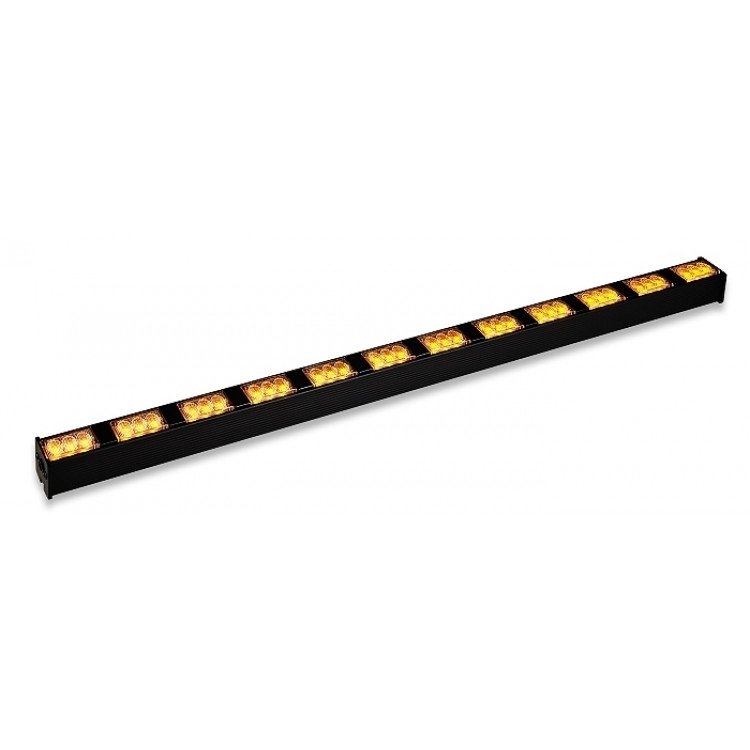Traffic Warning Light WLS312-A amber color active