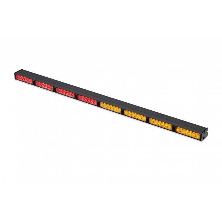 Warning Light WLS68S-RA red+amber color