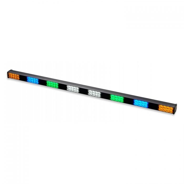 Traffic Warning Light WLS88-ABGWWGBA multiple color active